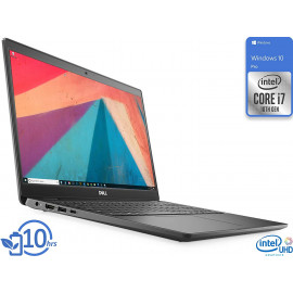 "Dell (03I0I46) Latitude 3510 Laptop 15.6"" FHD i7-10510U; 8Gb DDR4; 256Gb SSD - Silver"