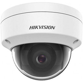 Hikvision (DS-2CD1143G0E-I) 2.8mm 4MP IR Fixed Dome Network Camera - White