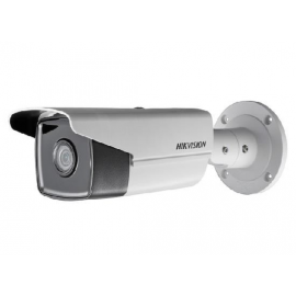 Hikvision (DS-2CD2T43G0-I8 2.8mm) 4MP IR Fixed Bullet Network Camera - 2680×1520@30fps - White