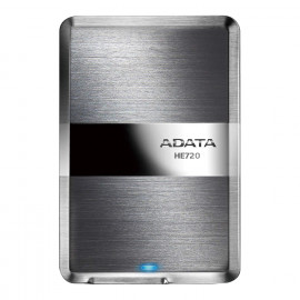 """Adata DashDrive Elite HE720 Ultra-Slim Metal 1Tb - 2.5"""" USB3.0 Stainless Steel Case with 9H Scratch"""