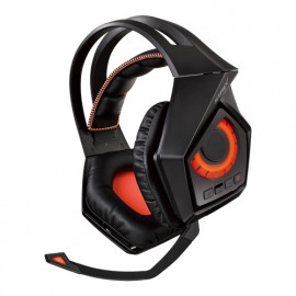 Asus (90YH00S1-B3UA00) Strix Wireless Gaming Headset - 7.1 Virtual Surrond  - 10 Hours Battery Life