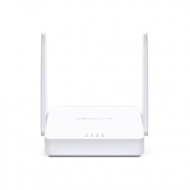 Mercusys (MW301R) 300Mbps Wireless N Router ; Dual Antennas; White