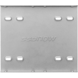 """Kingston (SNA-BR2/35) ssdNOW 2.5"""" to 3.5"""" HDD Chassis Bracket Adapter - Metal"""