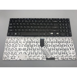 Acer Aspire V5-531; V5-551; V5-571 Replacement Keyboard - Black US/Arabic Layout