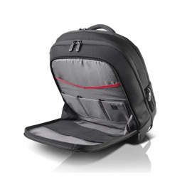 """Lenovo (GX40L16533) Legion Y Gaming Armored Backpack B8270; Fits Up To 17"""" Laptops - Black"""