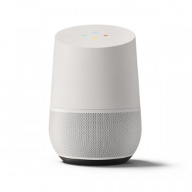 Google Home Voice-activated Smart Speaker; Assistant; Music Player - Snow White